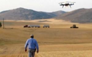 مدیریت کشاورزی با مالتی روتور پهپاد