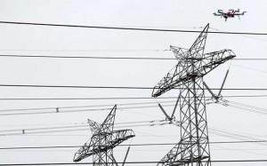 تصویربرداری هوایی صنعتی در صنعت برق