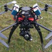 فتوگرامتری چیست و چگونه توسط تصویربرداری هوایی انجام میگردد