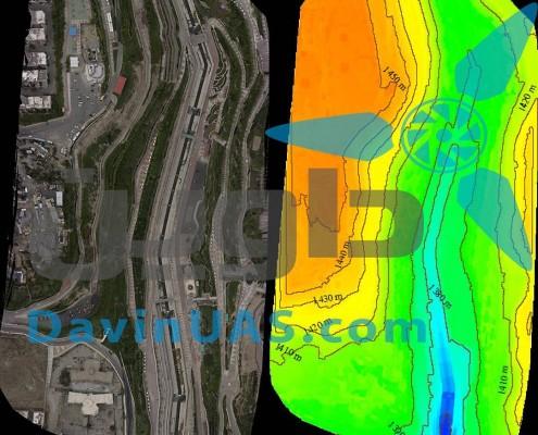 UAV Mapping Nahjolbalagheh