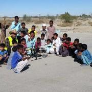 نقشه برداری شهر نگور توسط پهپاد بچه های نگور